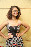 Actress Aditi Myakal Looks gorgeous in Sleeveless Deep Neck Top at Ami Tumi success meet ~  Exclusive 018.JPG