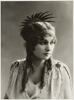 The silent movie star Lidia Quaranta played the part of Maria Bricca in a 1910 film