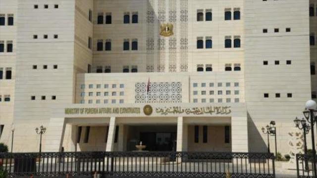 Siria denuncia ante la ONU nueva masacre de civiles por EEUU