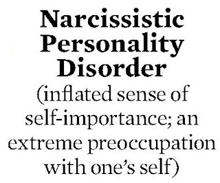Narcissistic personality disorder counseling in chennai