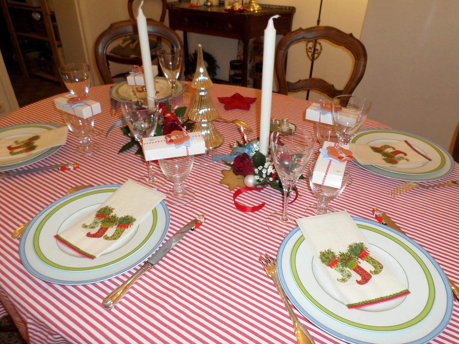 bleu rouge et vert une table de st nicolas aux couleurs de no l les tables de mon mari. Black Bedroom Furniture Sets. Home Design Ideas