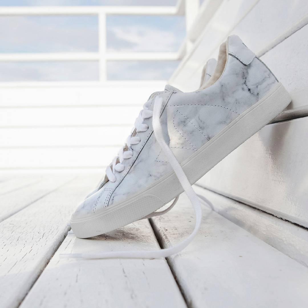 Veja marble sneakers