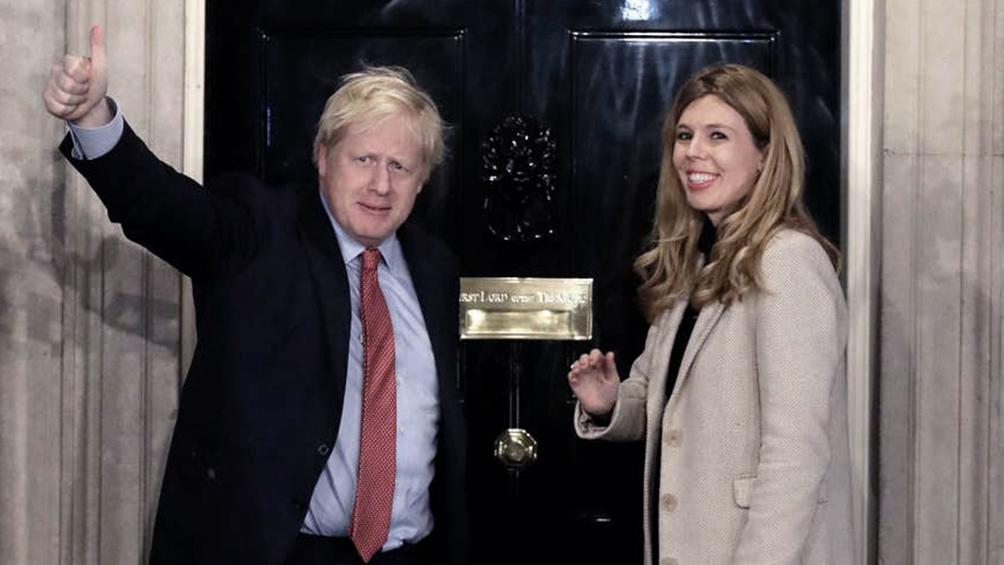 El primer ministro británico fue padre nuevamente tras recuperarse de coronavirus