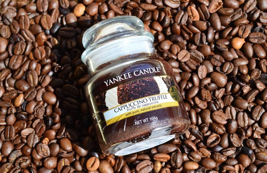 Afbeeldingsresultaat voor cappuccino truffle yankee candle