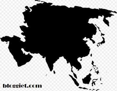 Mengenal Nama Negara di Benua Asia dan Ibu Kota nya