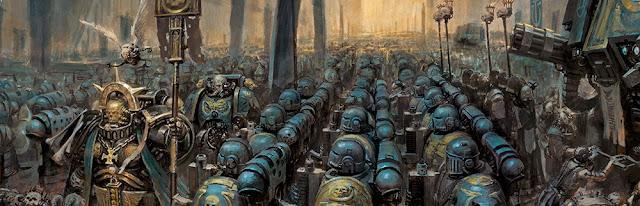 8 edición de Warhammer 40k