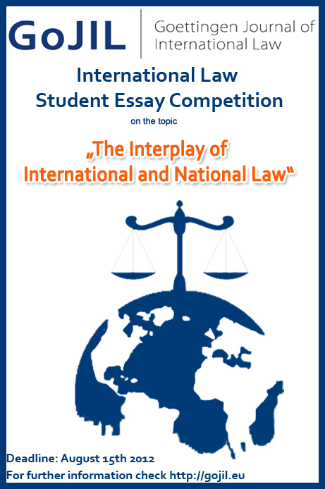 Is international law effective essay
