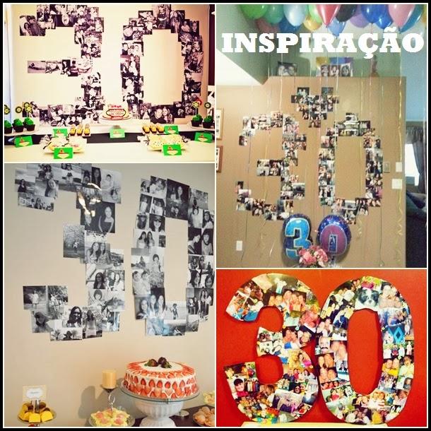 festa de aniversário de 30 anos
