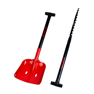 Avalanche Shovel Voile USA