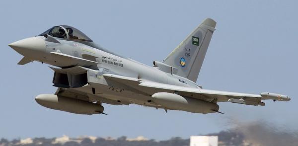 EF-2000 «Typhoon» («Eurofi ghter», ЕС)