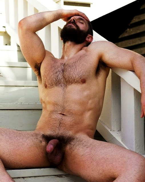 Guys With Hairy Cocks And Balls Selfie