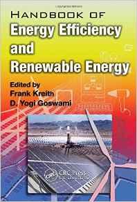 Handbook of Energy Efficiency and Renewable Energy