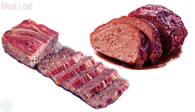 Meat loaf food