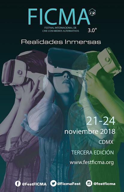 Festival Internacional de Cine con Medios Alternativos FICMA 2018