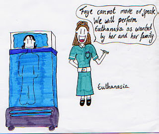 Euthanasia and assisted dying