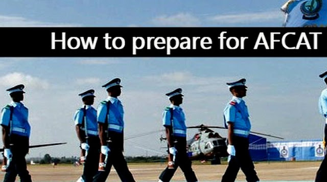 How To Prepare For AFCAT