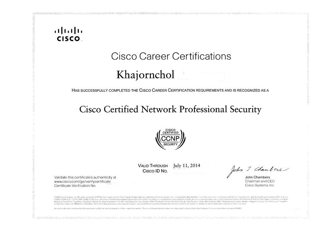Howto Change Holders Name In Cisco Tracking System And Certificate