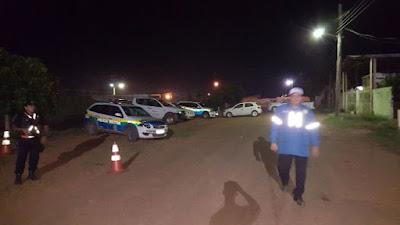 Lei Seca: Nove são presos por dirigir sob efeito de álcool