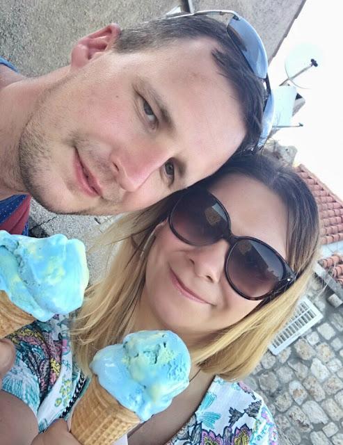Dubrovnik, Croatia, Sunset, Old City, view, travel, blog, tbloggers Lokrum Island, ice cream