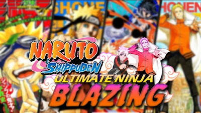 Download Game Ultimate Ninja Blazing Apk Terbaru v Ultimate Ninja Blazing Mod v2.0.3 APK Full Version Terbaru