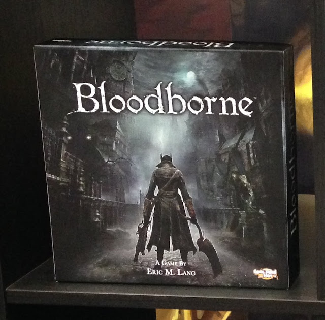 cool mini or not bloodborne board game
