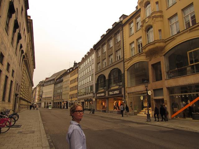 A Residenzstraße O que ver em Munique Alemanha