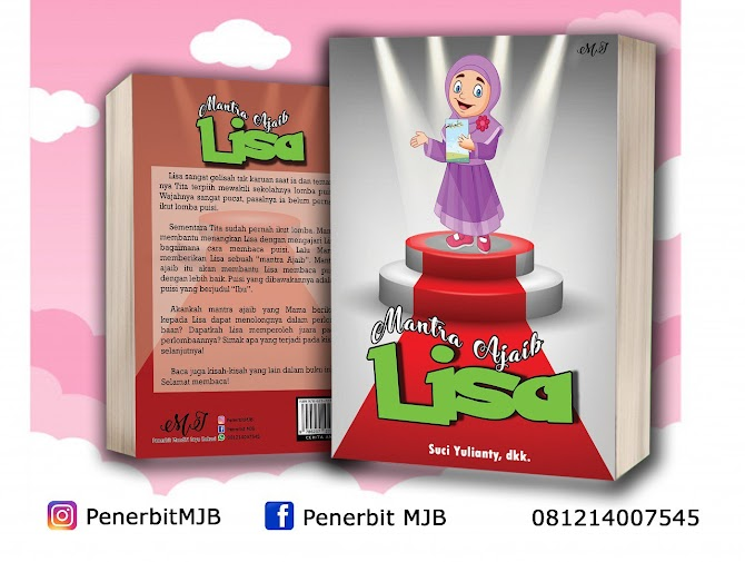 Review Buku Mantra Ajaib Lisa