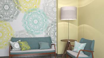 Los tapices de mandala en la decoración de interiores