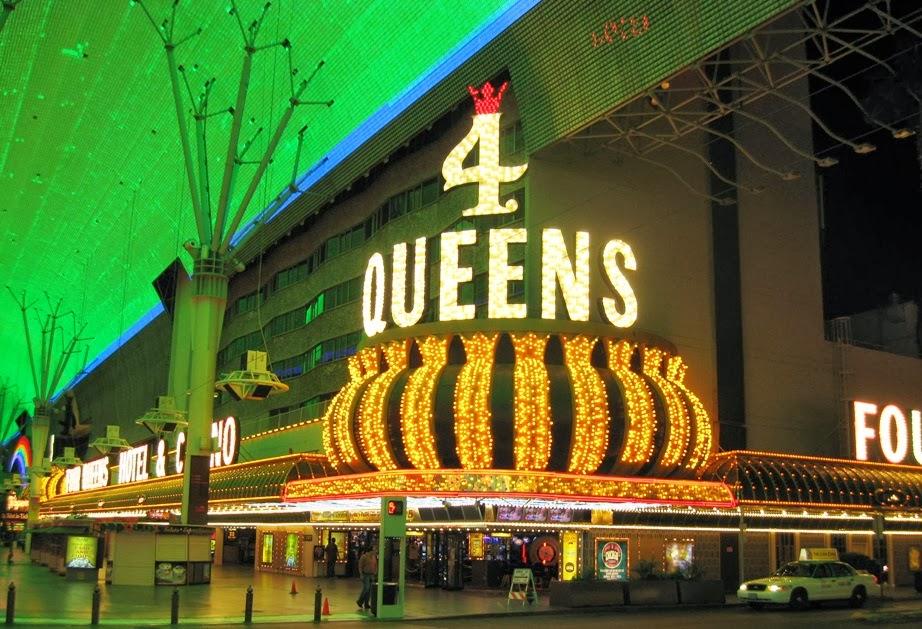 Four Queens em Las Vegas