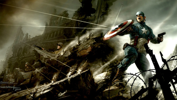 Watch Online All Marvel Movies HD on Google Xtream Captain America: The First Avenger [2011]