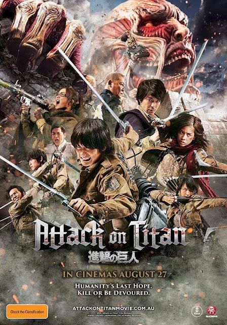 Download Film Attack on Titan: Part 1 (2015) Subtitle Indonesia