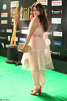 Nidhi Subbaiah Glamorous Pics in Transparent Peachy Gown at IIFA Utsavam Awards 2017  HD Exclusive Pics 58.JPG