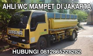 Jasa Sedot WC daerah Jakarta Selatan