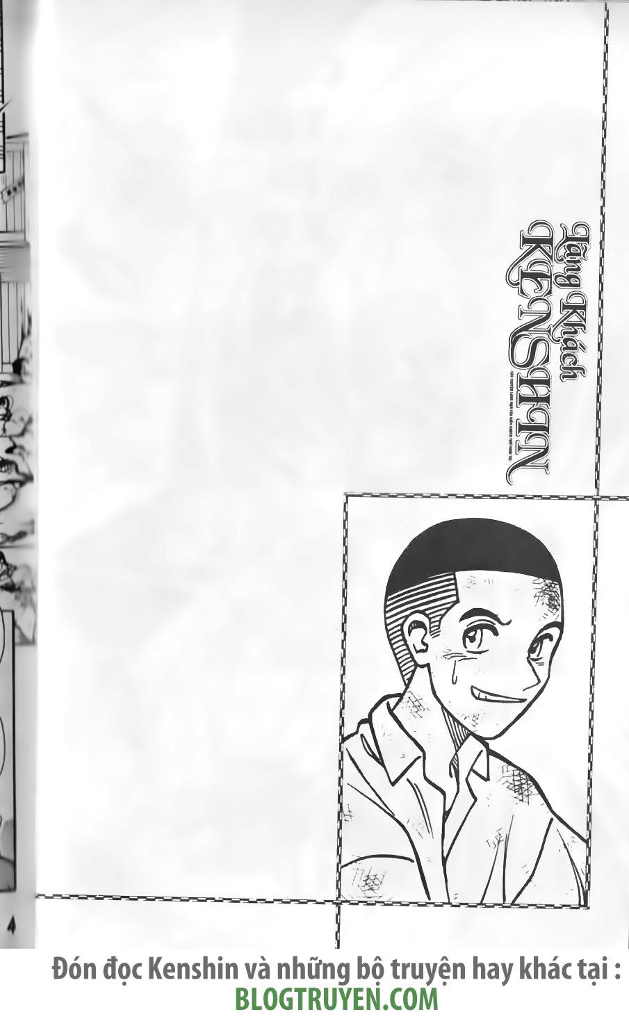 Rurouni Kenshin chap 221 trang 20