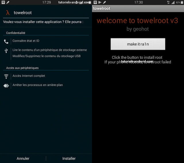 TowelRoot Android