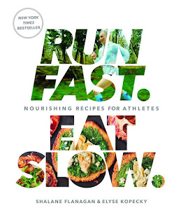 Run Fast. Eat Slow cookbook