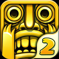 is an splendid game amongst peachy graphics for  Temple Run ii v1.5 APK