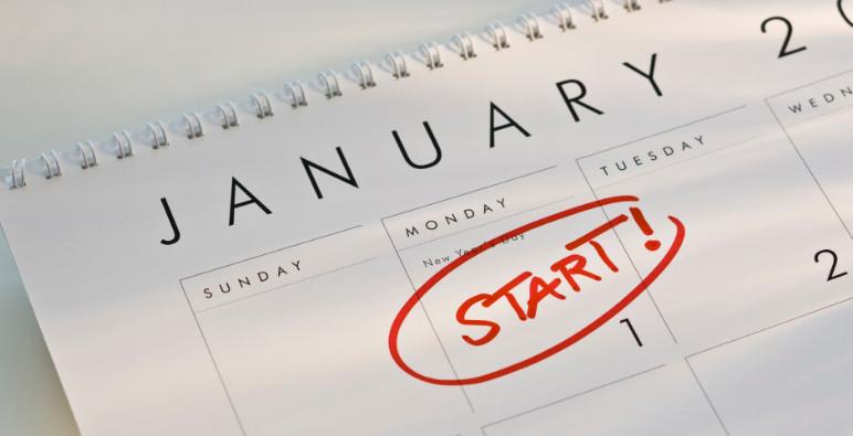 Resolusi Kesehatan untuk Menyambut Tahun Baru 2017