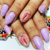 Check Out This Virgina Inspired Nails, Ladies Would You Rock Them?