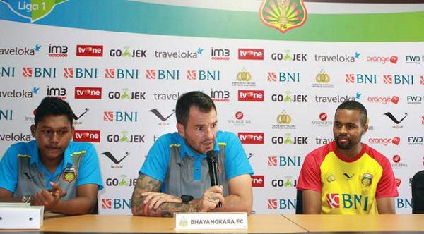 Bhayangkara FC Yakin Bisa Kalahkan Persegres Gresik United