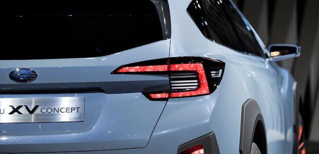 2018 Subaru Ascent Spied elegant