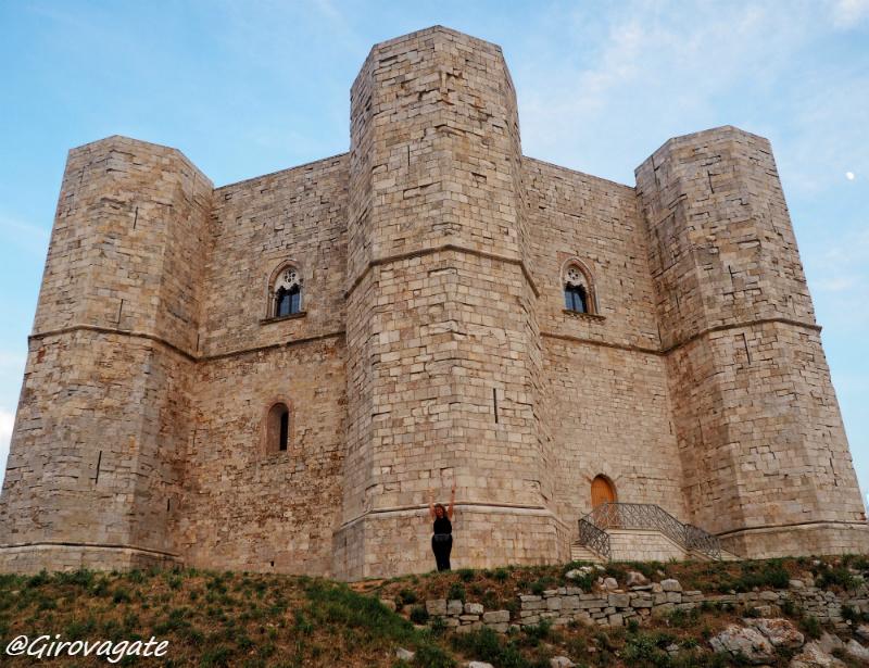 In visita a Castel del Monte, patrimonio Unesco e meraviglia