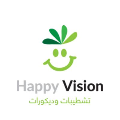 Happy Vision - تشطيبات وديكورات