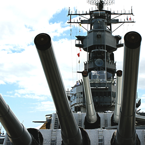 USS Missouri Battleship Pearl Harbor