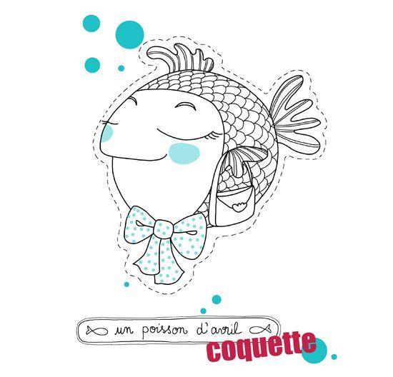 http://www.momes.net/Jeux/Jeux-a-imprimer/Jeux-et-activites/Poisson-d-avril-Coquette-a-imprimer