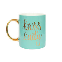 Where to Buy Fun Mugs in Sydney Australia - Boss Lady Mug
