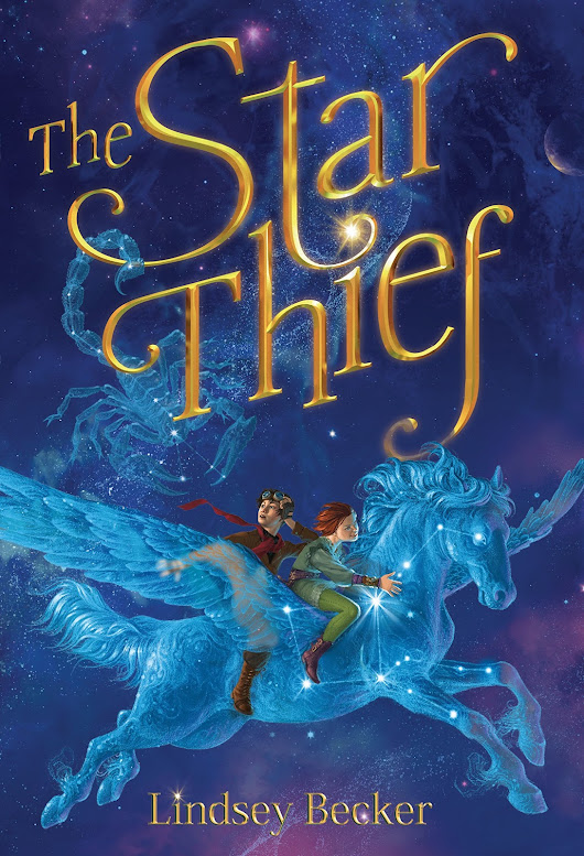 The Star Thief - Lindsey Becker