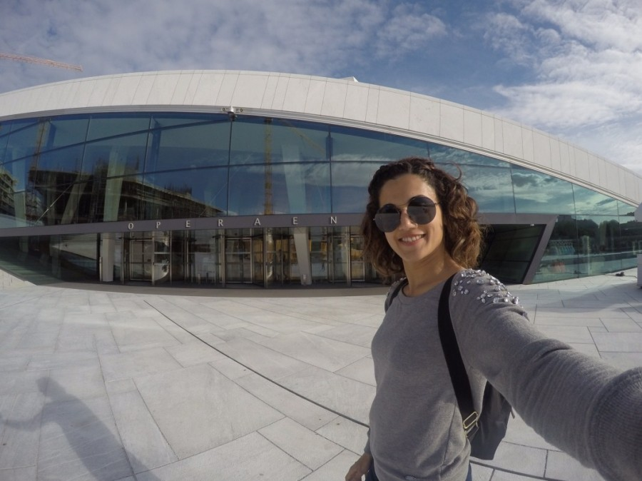 Taapsee Pannu Goes on a Solo Trip to Norway