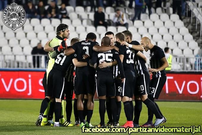 Partizan i Čukarički podelili bodove! (FOTO)