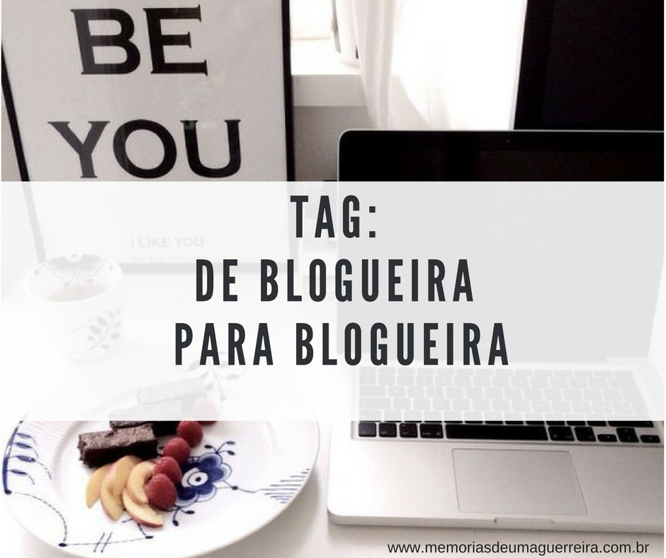 Blogueira nerd